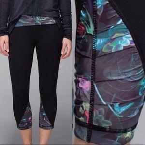 RARE Lululemon succulent leggings